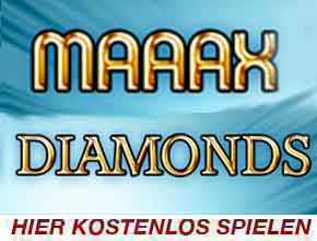 maax diamonds slot