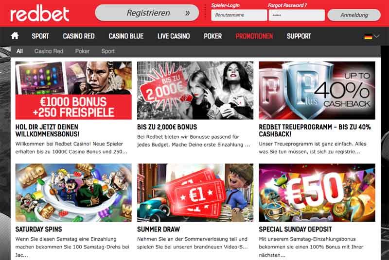 online casino und wetten