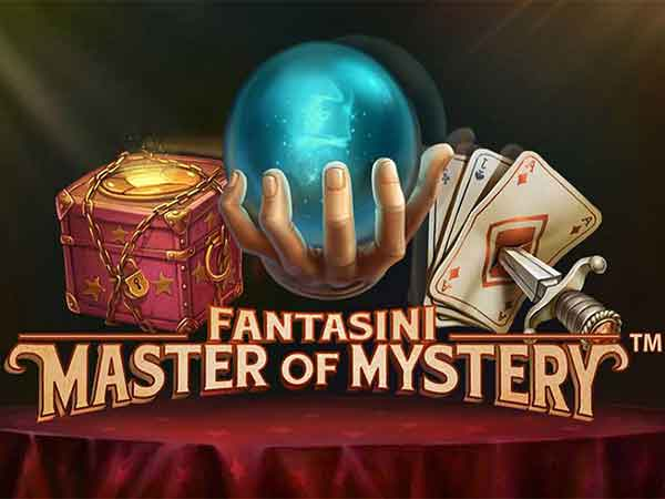 masters of mystery slot