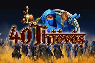 40 thieves slot