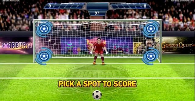 football campions cup slot