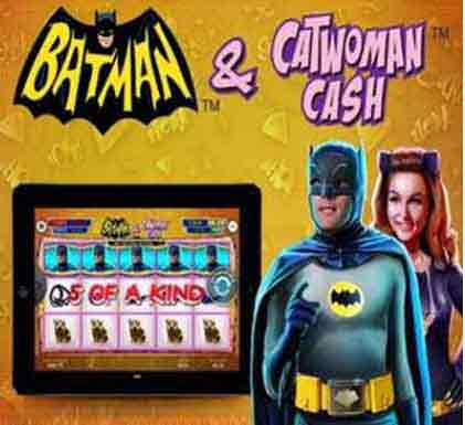 batman Slots, batman und catwomab
