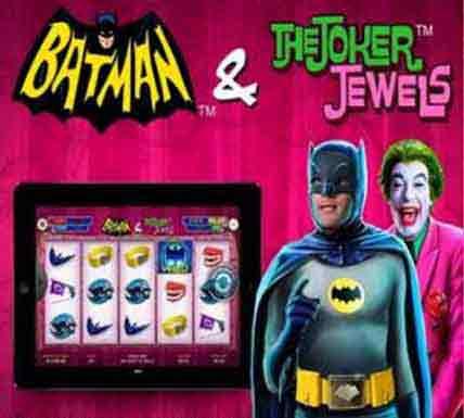 batman slots, batman und robin