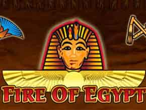 fire of egypt sloz