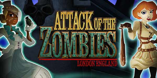 attak of the zombies slot