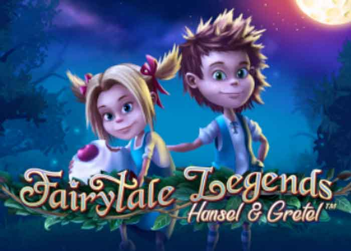 fairtale legend hänsel und gretel slot