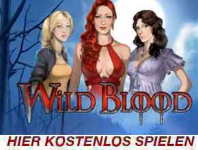wild blood slot
