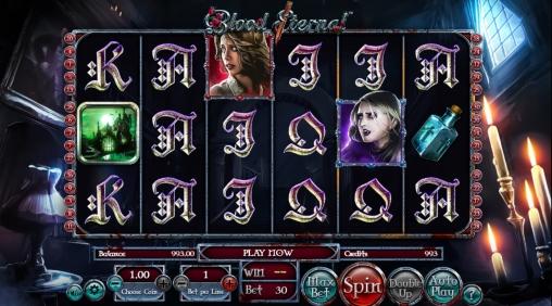 BetsoftGaming veröffentlicht den Blood Eternal Slot
