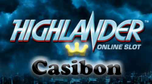Highlander Slot casibon
