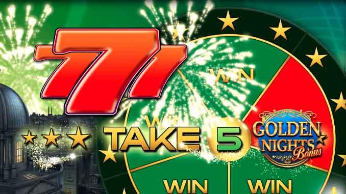 Take 5 Golden Nights Slot
