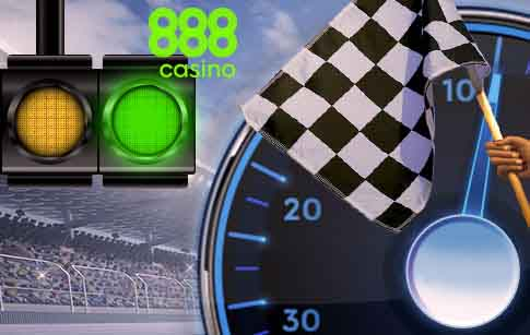 Slot Races im 888 Casino