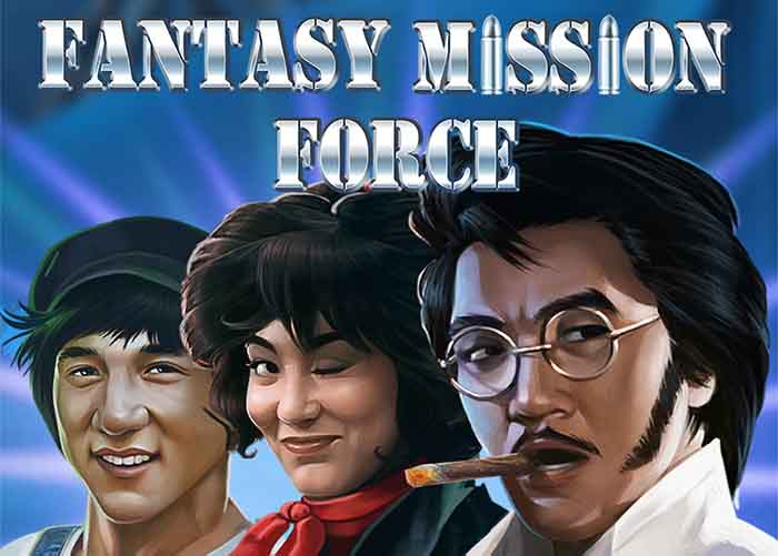 Fantasy Mission Force Slot