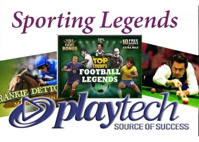 sporting legends