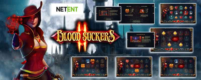 blood succers 2 slot
