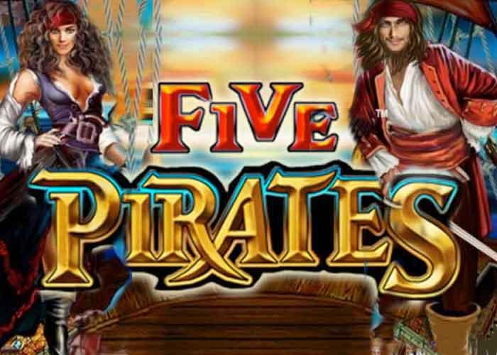 five pirates slot