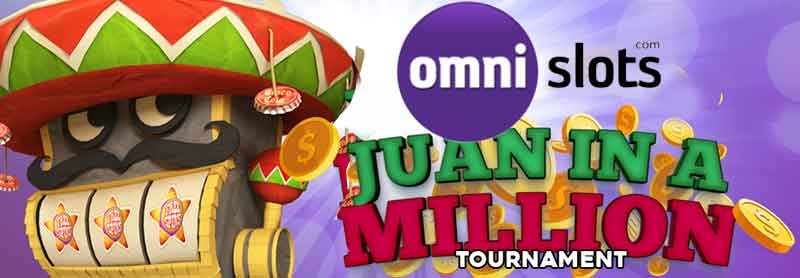 Omnislots Juan in a Million Tournament