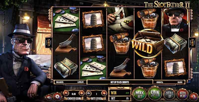 The Slotfather 2 Slot