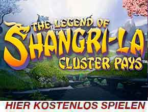 The legend of shangri la cluster pais slot