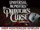 Universal Monsters The Phantom´s Curse Slot