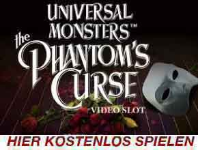 Universal Monsters The Phantom´s Curse Slot