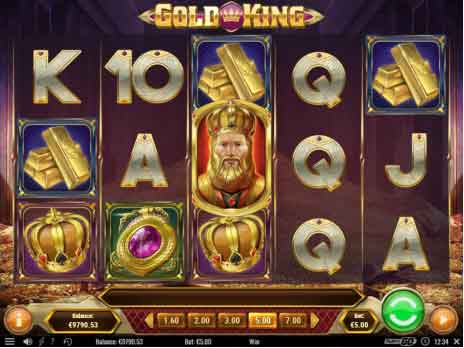 gold kings slot