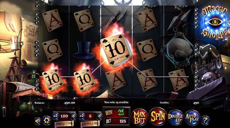 magic shope slot