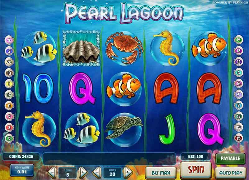 pearl lagoon slot