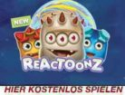 reactoons slot