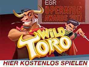 Wild Torro Slot