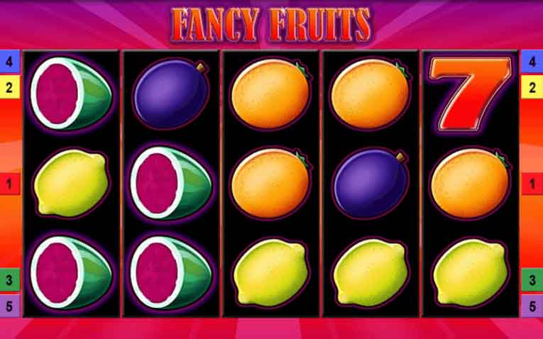 fancy fruit slot