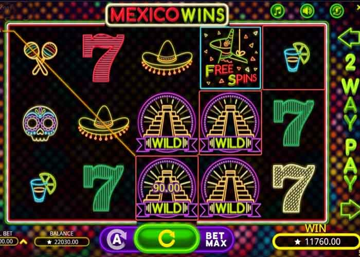 Mexico Wins Slot