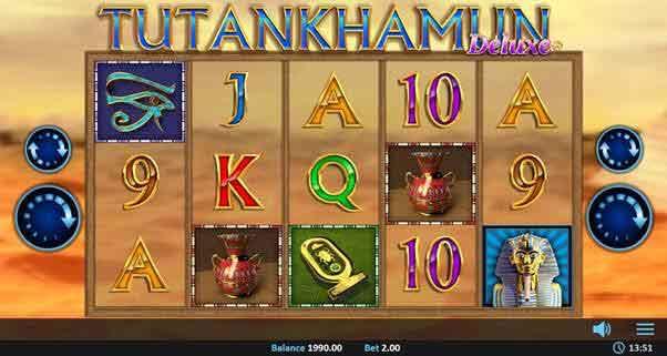 Tutankhamun deluxe Slot