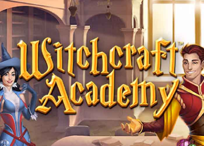 Witchcraft Academi Slot