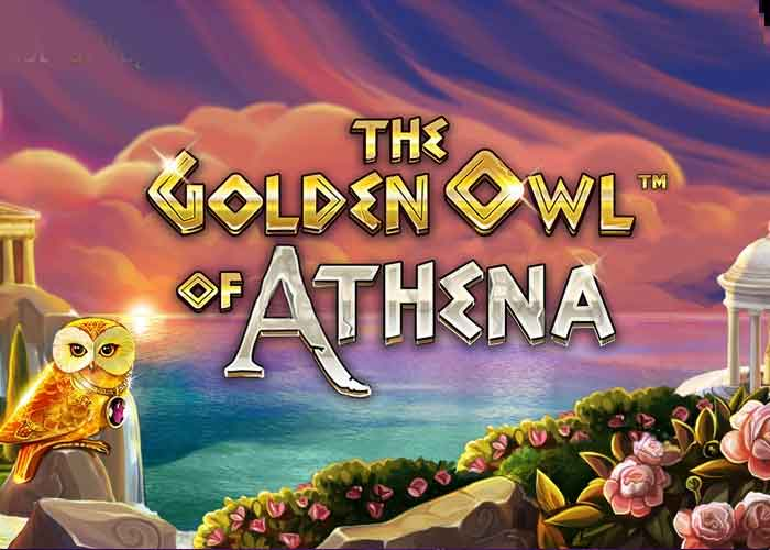 The Golden Owl of Athena Slot