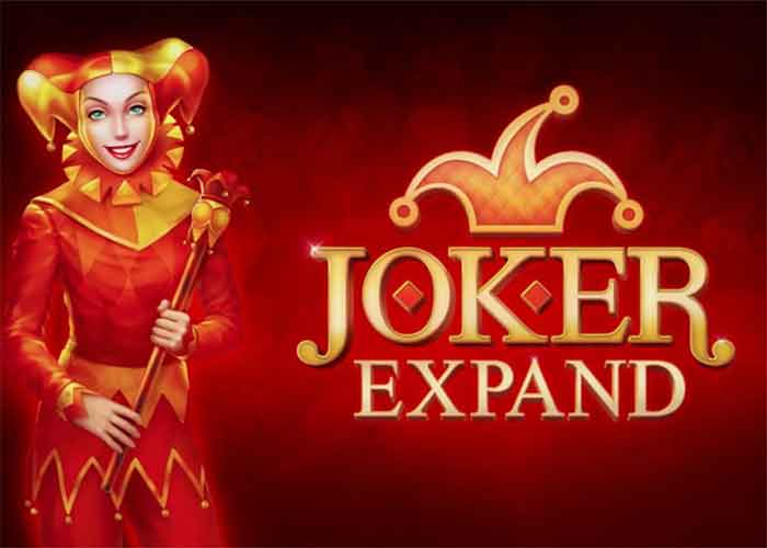 Joker Expand: 5-Linies Slot