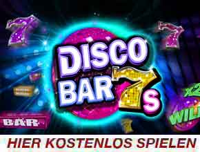 Disco Bar 7s Slot