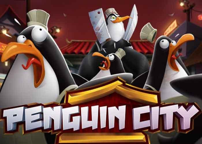 Oenguin City Slot