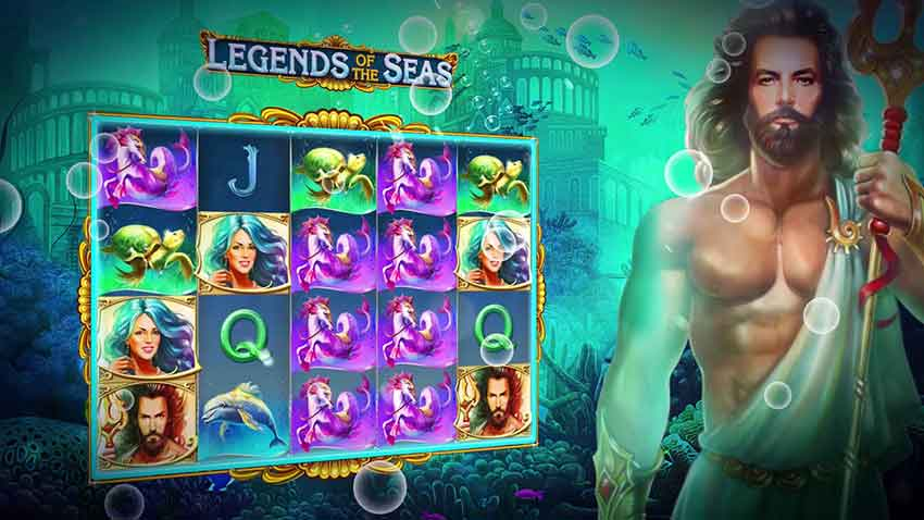 Legends of the Sea Slot