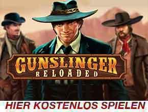 Gunslinger Relodet Slot