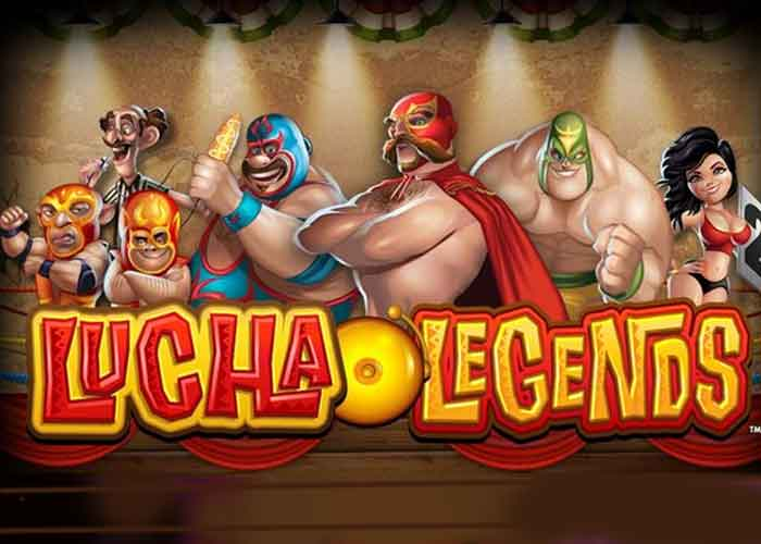 Lucha Legends Slot