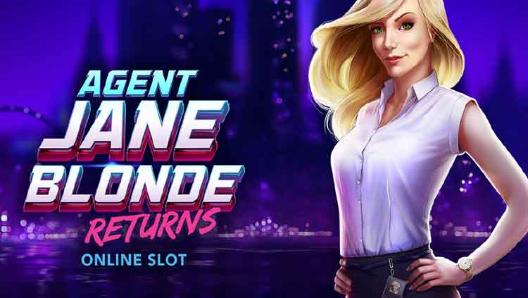 Der Agent Jane Blonde Returns Slot