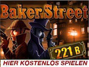 221B baker street slot