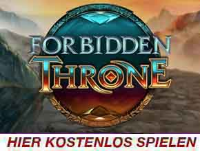 Forbiden Throne Slot