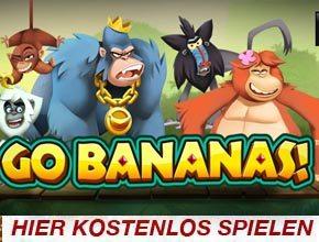 go bananas und die wilden affen slot