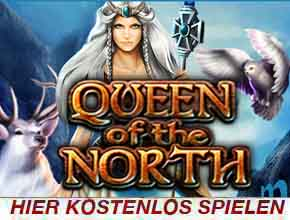queen of the north slot