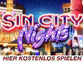 sin citty night slot