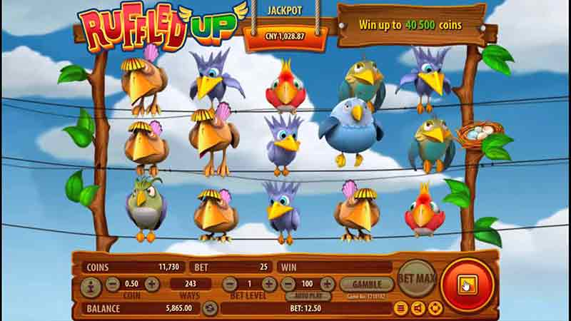 Spiele Ruffled Up - Video Slots Online