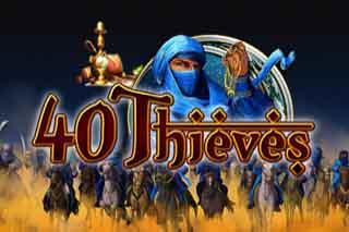 40 thieves slot