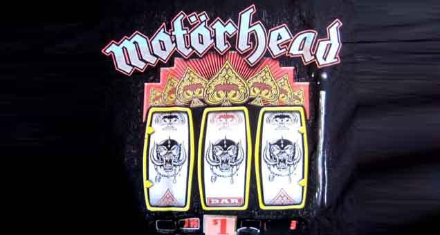 mötirhead slot