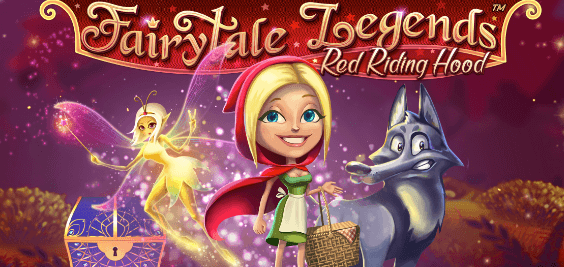 fairtale legends red riding hood slot